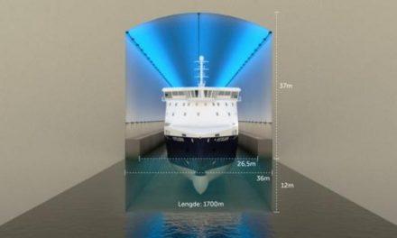 Noruega construirá el primer tunel de barcos en todo el mundo