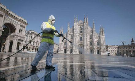 La mayoría de Italia se encuentra en confinamiento por alta demanda hospitalaria