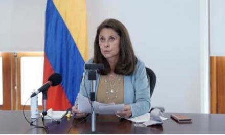 Vicepresidenta, Marta Lucía Ramírez, hizo un llamado a los antioqueños a abrir nuevos mercados