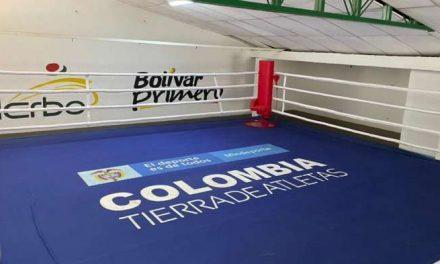 Talentos Colombia, inicia gira nacional que beneficiará a jóvenes boxeadores