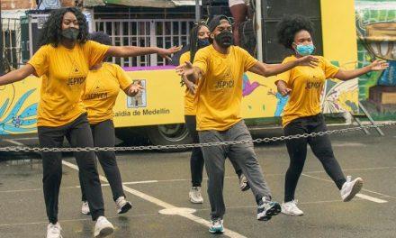Medellín Sí Danza, con una programación artística durante todo el mes de mayo