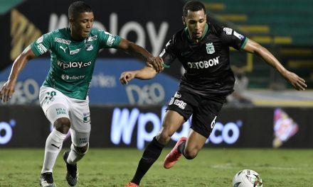 Nuevo revés de Atlético Nacional en la Liga: El 'Rey de Copas' cayó por la mínima en su visita al Cali