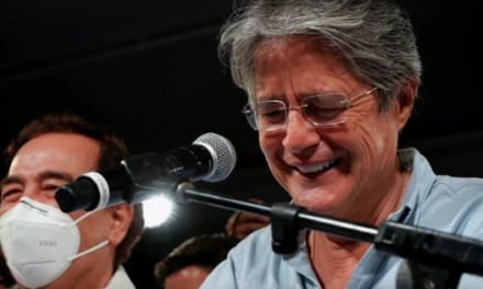 La tercera fue la vencida para el banquero Guillermo Lasso, presidente electo de Ecuador