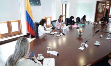 Vicepresidenta Marta Lucía Ramírez desarrolla agenda en Cúcuta