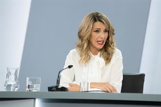 El Gobierno Español garantiza los derechos laborales de los repartidores a través de plataformas digitales