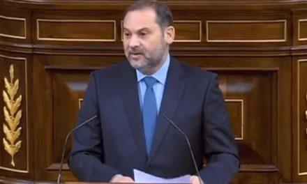 Ábalos asegura que el Gobierno Español va a movilizar cerca de 8.000 millones de euros para políticas de vivienda