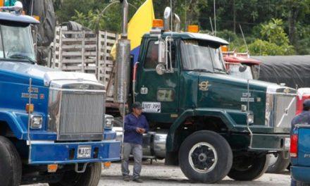 En pleno Paro de transportadores: Proteja su vehículo y carga ante un siniestro