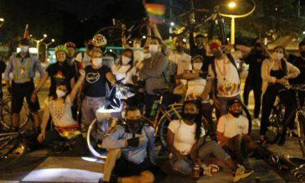 Así rodó la diversidad por las calles de Medellín