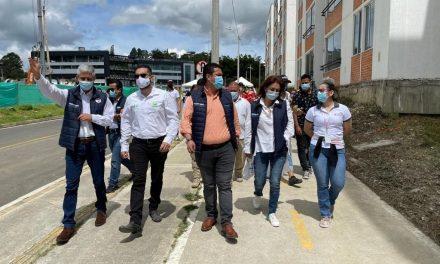 En Rionegro, se construyen Hogares por la Vida