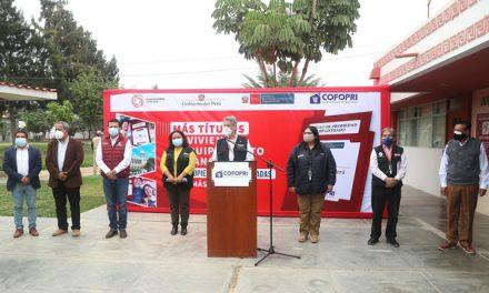 «Tenemos el imperativo de unirnos y trabajar juntos por el Perú» Presidente Sagasti