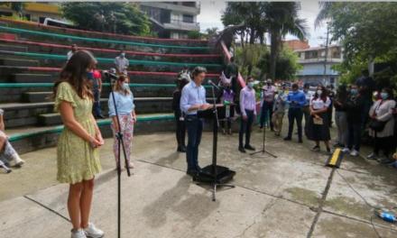 En Medellín, nacen las Escuelas de la No-Violencia y construcción de paz