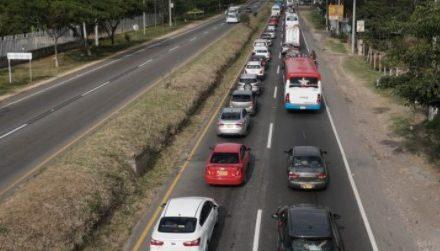 Plan retorno: recuerde el pico y placa en Soacha para ingresar a Bogotá