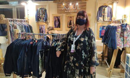 Emprendedores locales debutan en la feria de moda más importante del país