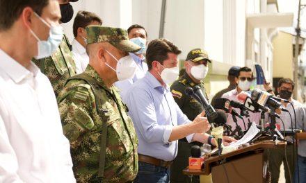 Nuevo golpe contra el Clan del Golfo en la frontera deja 5 criminales neutralizados y 5 capturados
