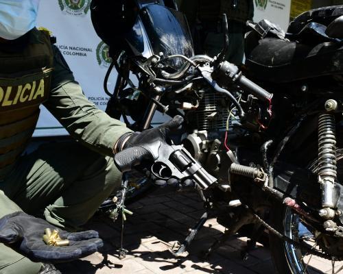 """Reportan 219 capturas  los grupos especializados contra el """"fleteo"""" y la extorsión"""