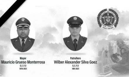 Medellín: se recuperan policías que sobrevivieron a atentado terrorista