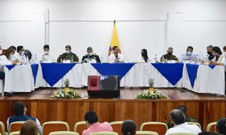 """""""Se han adelantado operativos que han golpeado estructuras criminales que tratan de sembrar el miedo en Dagua, Valle del Cauca"""", Ministro del Interior."""""""