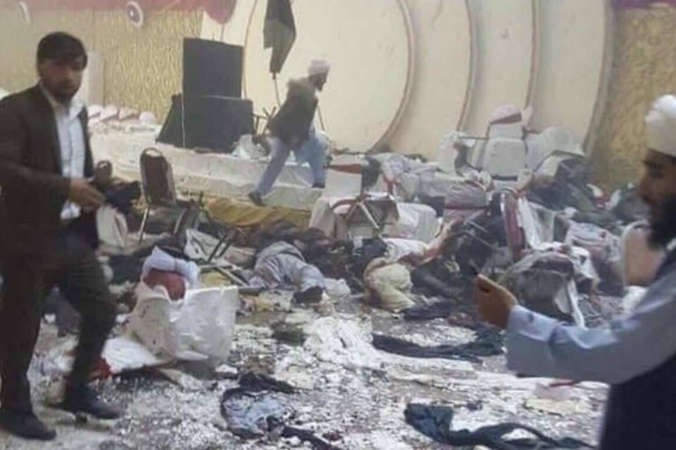 Kabul: Arremetida terrorista deja hasta ahora seis muertos y decenas de heridos