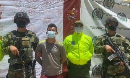 En Norte de Santander es capturado presunto autor material del homicidio de 3 policías