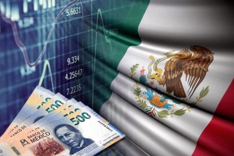 Economía mexicana creció un 19,5% interanual en segundo trimestre de 2021