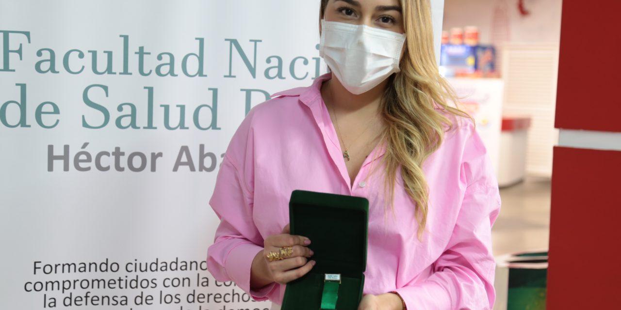 Por su gestión en la pandemia la secretaria de Salud de Medellín fue reconocida