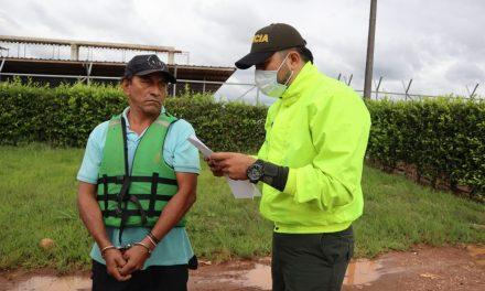 Autoridades capturan a alias Paisa Mango, presunto cabecilla de la red de apoyo al GAO-r Estructura Primera en Guaviare
