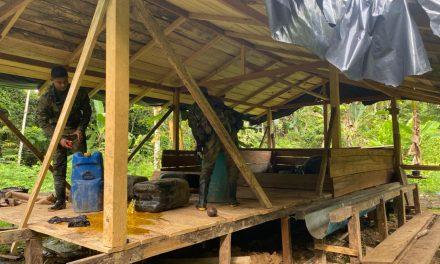 Autoridades continúan con la ofensiva para debilitar al Clan del Golfo en Antioquia