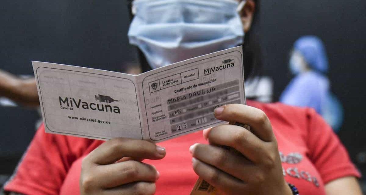Medellín superó el millón de personas vacunadas contra la covid-19 con esquema completo