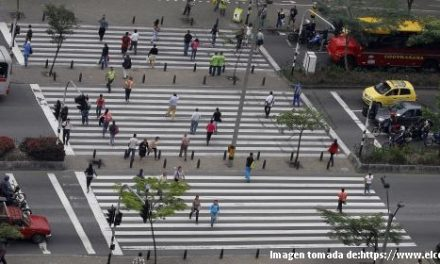 Cifras de peatones muertos en Medellín preocupa a las autoridades