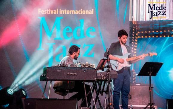Se da apertura al festival musical 'Medejazz'