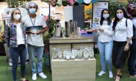 Cerca de $295 millones se vendieron en la 'Placita Antioquia Florece', con participación de 141 emprendedores