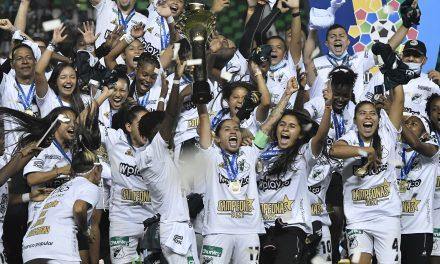 ¡Azúcar! Deportivo Cali se coronó campeón de la Liga Femenina 2021, tras superar a un combativo Santa Fe