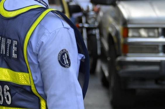 Por pegarle a un agente de tránsito, hombre en Bello fue condenado a cuatro años de cárcel