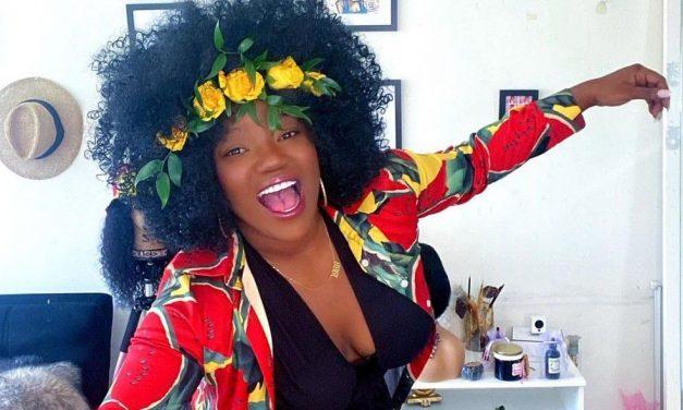 Chiky Bombom, la mujer con personalidad que arrasó las redes sociales con su 'buenas, buenas'