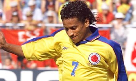 Anthony de Ávila, vieja gloria de la Selección Colombia, fue capturado en Italia por tráfico de drogas: Según reportó la prensa local