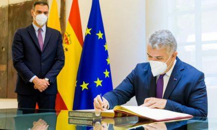 Con más de USD 2.500 millones en compromisos de inversión, finalizó visita oficial del presidente Duque a España