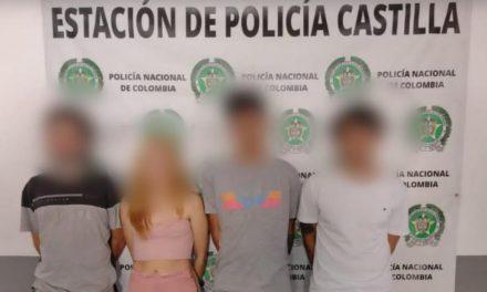 Ofensiva articulada contra el hurto en Medellín dejó nueve capturas en Belén, Centro y El Poblado