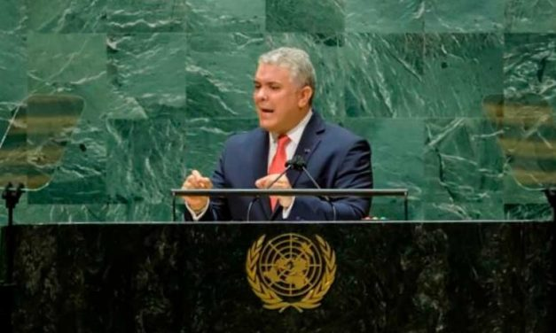 En la ONU, Duque pidió acciones que fortalezcan financiamiento para la pandemia del COVID-19 y el cambio climático