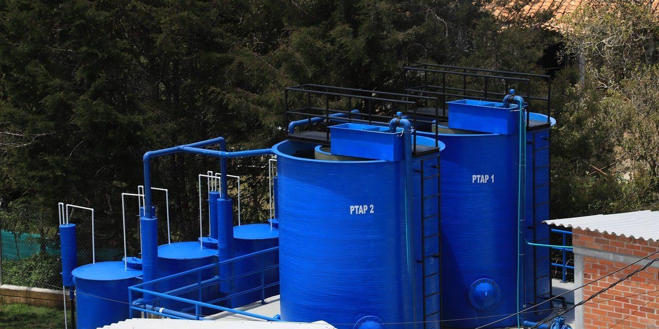 Más de 1.000 familias del corregimiento de Santa Elena ya cuentan con agua potable las 24 horas del día