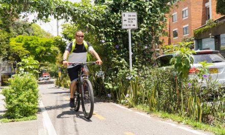 Medellín impulsa el uso de transporte alternativo con trabajos para recuperar 30 kilómetros de ciclorrutas