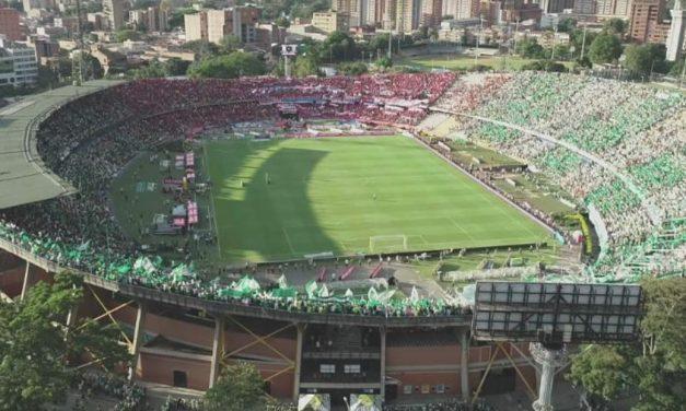 Con 33.500 asistentes, el Atanasio Girardot está listo para afrontar el clásico paisa entre Nacional y Medellín