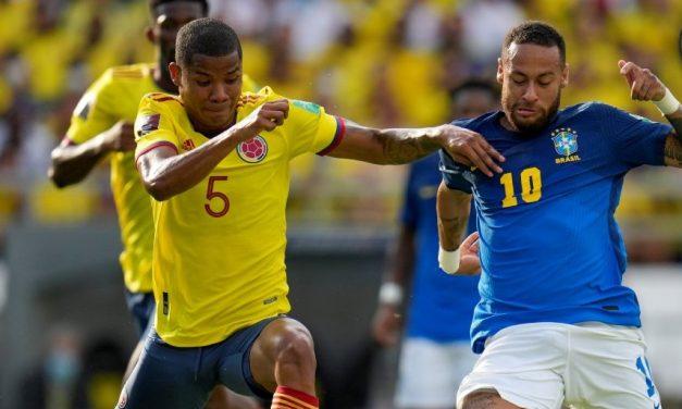 Valioso empate de Colombia ante la 'indestronable' Brasil: La 'tricolor' frenó la racha de victorias de la 'Canarinha'