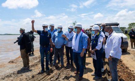 Presidente Duque anunció inversión de 2.5 billones de pesos en La Mojana, para labores de contención del río Cauca