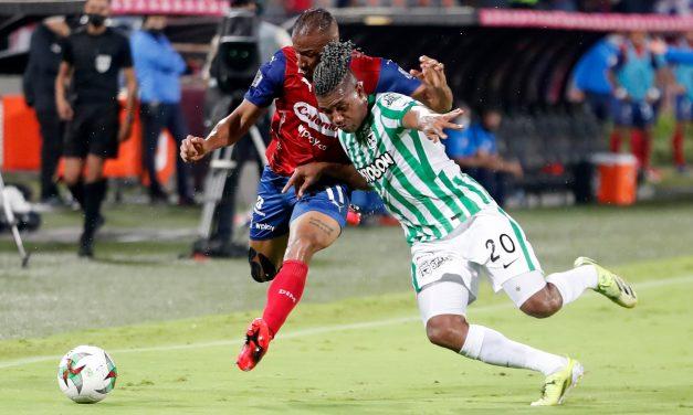 No se hicieron daño: Atlético Nacional e Independiente Medellín se repartieron los puntos en el clásico paisa