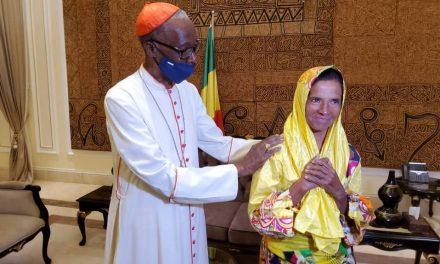 Liberan en Malí a la misionera Gloria Cecilia Narváez, secuestrada por Al Qaeda en 2017