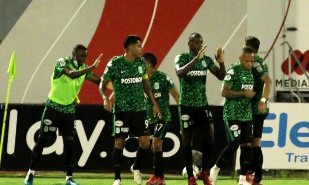 Misión cumplida: Atlético Nacional goleó al Atlético Huila de visitante y se clasificó de manera anticipada a los cuadrangulares