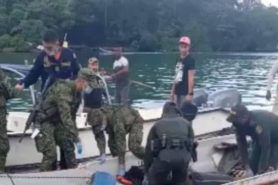 Tragedia en el Urabá: Naufragio de embarcación con migrantes a bordo deja tres muertos y cinco desaparecidos