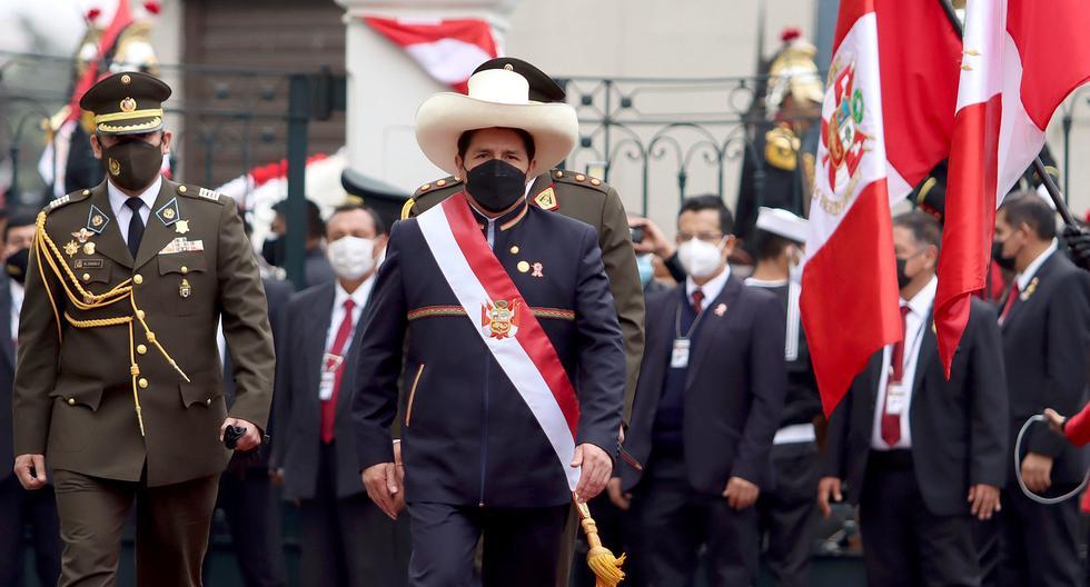 Renuncia de Primer Ministro en Perú generó remezón: Presidente Pedro Castillo convocó a un nuevo gabinete