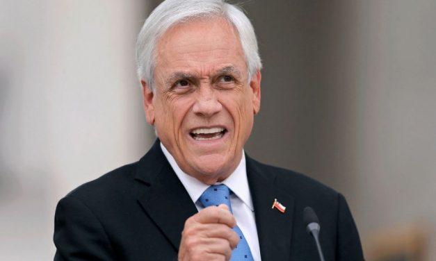 En la 'cuerda floja': Congresistas pidieron la destitución del presidente de Chile, Sebastián Piñera