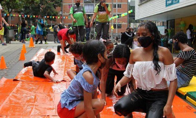 Más de 20.100 personas se beneficiarán con las vacaciones recreativas del INDER Medellín, en la semana de receso escolar